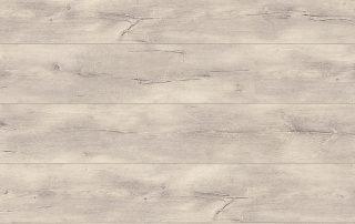 Suelo laminado Egger King Size Roble Verdon Blanco EPL033
