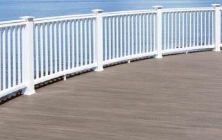 Tarima exterior sintética Azek Vintage Coast Line