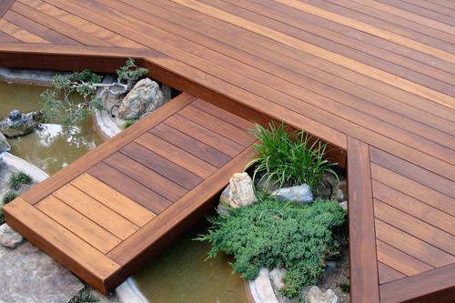 Buscar tarimas exteriores de madera