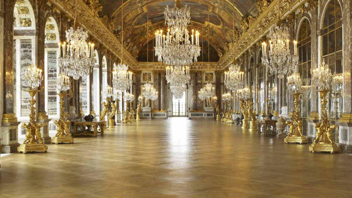 Parquet Versalles