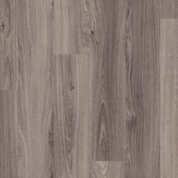 Suelo laminado AC5 Disfloor Top 4V Roble Gris Oscuro