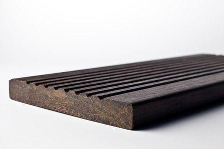 Tarima exterior Moso de Bambú termo-tratado