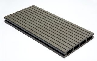 Tarima exterior sintética Urban Deck Gris Perla
