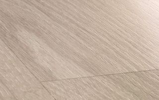 Suelo laminado Quickstep Classic Roble blanqueado blanco CLM1291