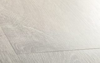 Suelo laminado Quickstep Classic Roble recuperado con pátina blanca CL1653